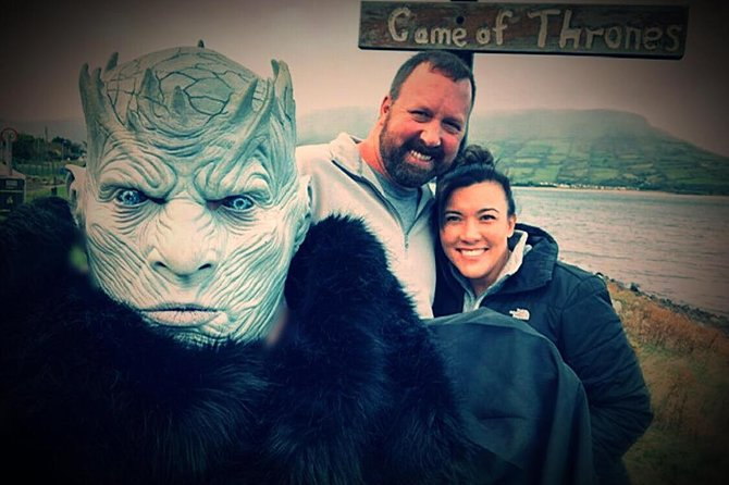 Game of thrones the original private tour seasons 1-8 1-3 people 10 hours