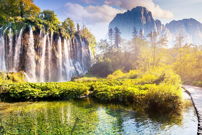 Private Plitvice Lakes National Park Tour from Split or Trogir by Gray Line