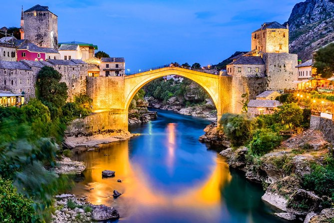 Private Tour to Mostar and Medugorje from Split or Trogir by Gray Line
