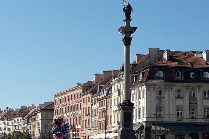 Warsaw city private tour