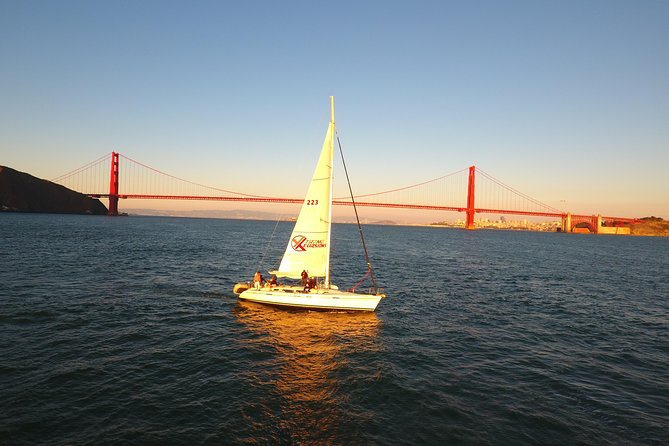 Join the Sailor's Club! 4 hour sailboat cruise in the San Francisco Bay photo 1