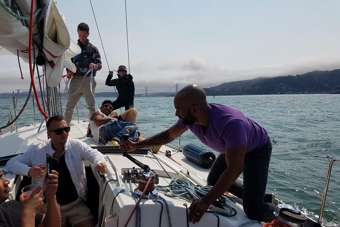 Join the Sailor's Club! 4 hour sailboat cruise in the San Francisco Bay photo 2