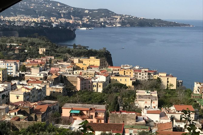 Amalfi Coast Tour Full Day 8 Hours from Naples or Sorrento