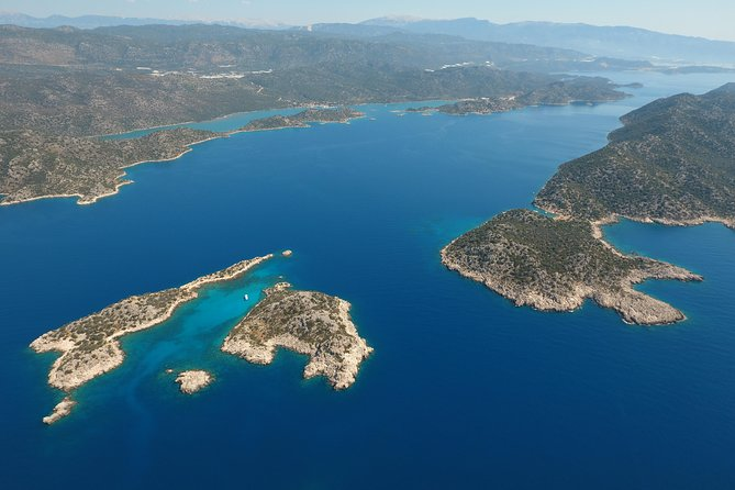 Private Boat Tour to Kekova and Sunken City from Kalkan