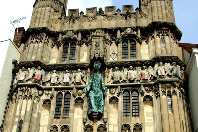 Privately Guided Tour of Canterbury and Canterbury Cathedral