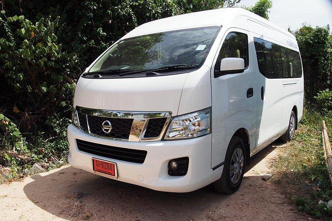 Semi-Private Koh Samui Island for Cruise Ship Visitors aboard air-conditioned Minivan