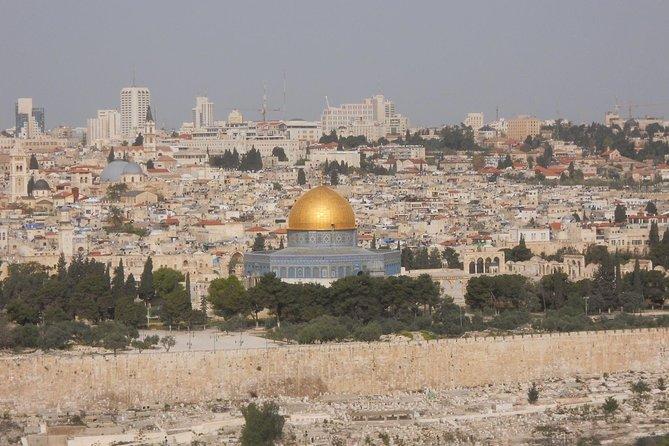 Jerusalem Old City Private Tour, from Tel Aviv