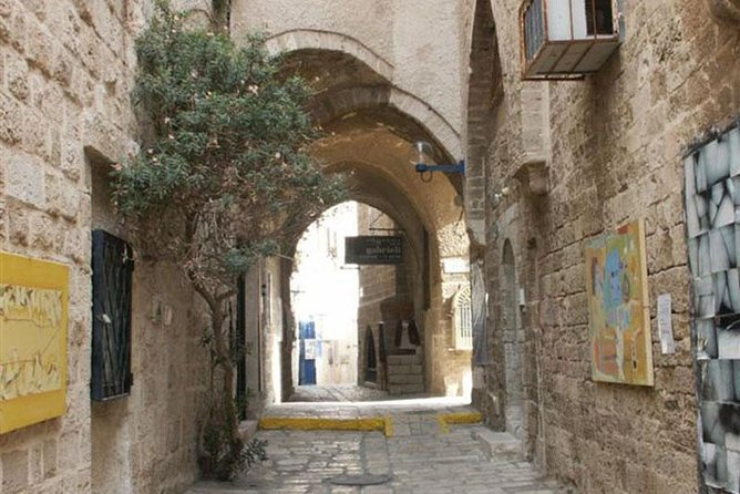 Tel Aviv Private Half Day Tour with Walking Tour