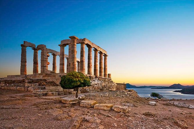 Athens full day private tour its scenic cost and Poseidons temple