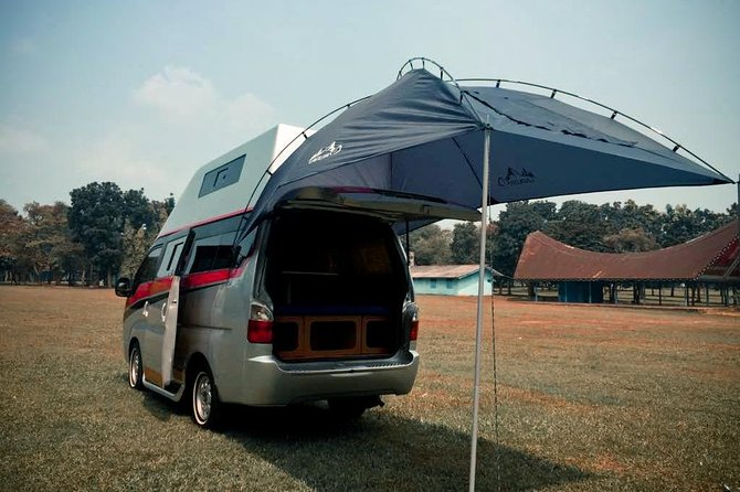 Hire a Campervan & enjoy trip to explore Java and Bali
