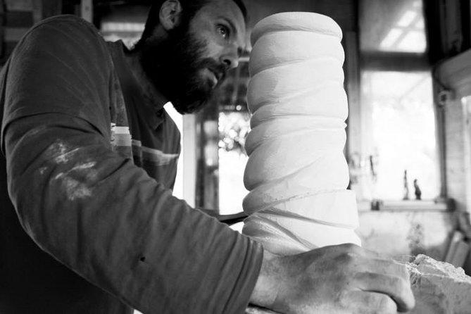 Lecce Kalkstein Sculpting Workshop