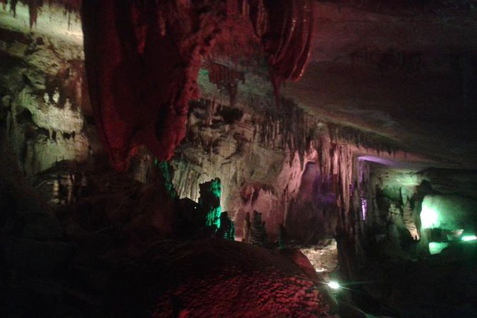 Sataplia and Prometheus Caves Tour in Kutaisi