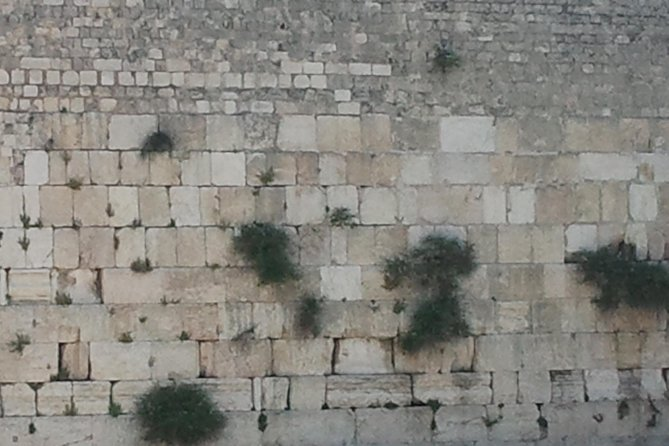 Jerusalem's Gates and Valleys by foot