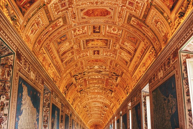 Skip the Line: Vatican Museum Ticket photo 7