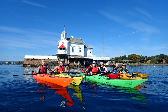 3- Hour Kayak Tour on the Oslofjord