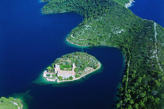 Island Mljet Day Trip with entrance ticket to NP Mljet
