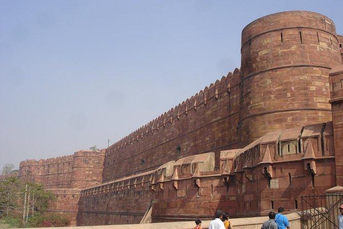 Agra Day Tour From Delhi