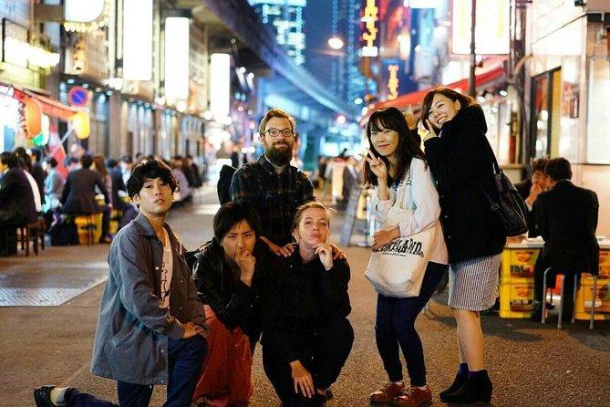 Tokyo Local Bar Hopping