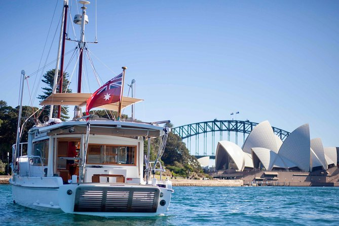 Private High Tea on Sydney Harbour for 2