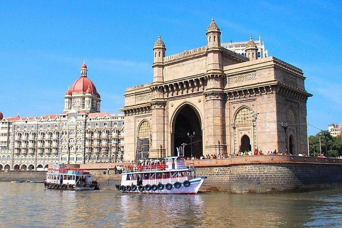 Mumbai City full Day Tour 8 hours