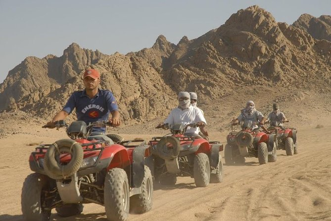 Single Quad Biking - Sharm el Sheikh