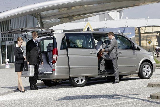 BUDVA -TIRANA - Low Cost Minivan Transfer from BUDVA City to Tirana Airport or City -One Way