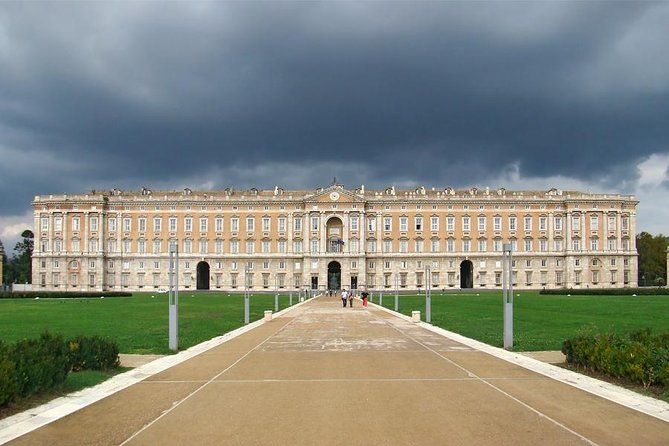 Royal Palace of Caserta and Monte Cassino Abbey