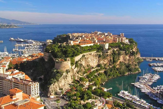 Private Tour of Nice, Monaco & Eze with a local guide