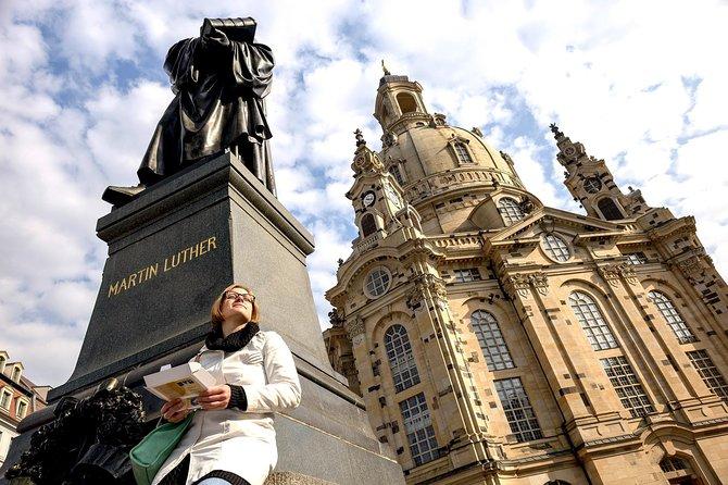 Scavenger Hunt - City Tour Dresden Altstadt