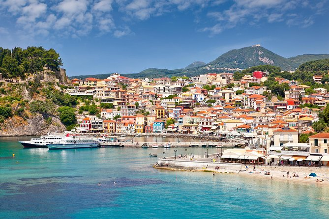 Parga and Acherontas river from Corfu, private tour photo 1