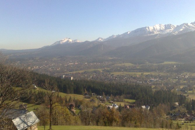 Zakopane - private tour to the town at foot of Tatra Mountains