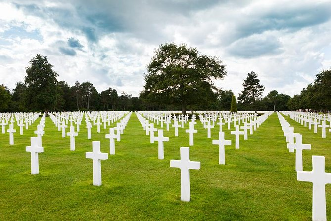Normandy D Day Landing Customized Private Tour from Paris