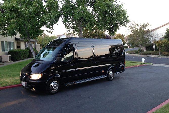 Mercedes Tour Van >> Private Luxury Napa Wine Tour 12 Pax Mercedes Benz Sprinter Limo 6 Hours