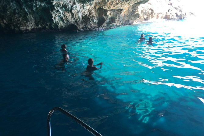 Up to 15 Passengers - Private Boat Tour Kotor: Lady of the Rock & Blue Cave