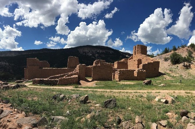 New Mexico: Jemez Pueblo, Soda Dam & Falls: A Photographers Landscape Dream