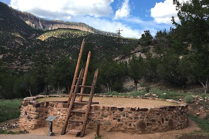 Visit the Kiva at Jemez Monument