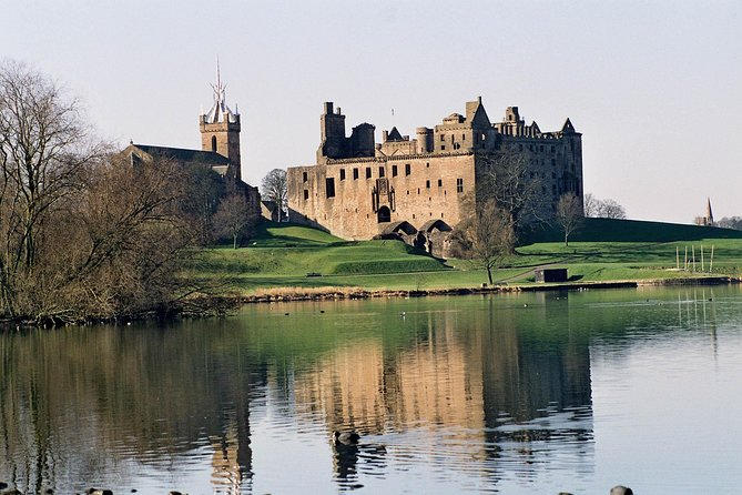 Outlander film locations tour - Blackness, Linlithgow and Culross