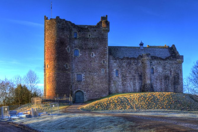Scottish Whisky and Castles Private Tour from Edinburgh