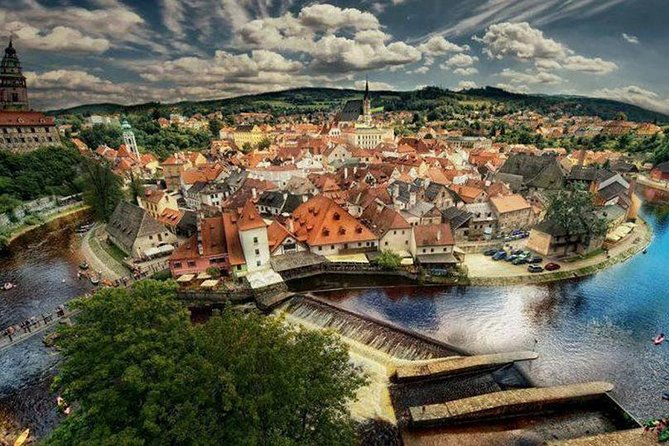 Day Trip to Cesky Krumlov from Prague by Private Transfer