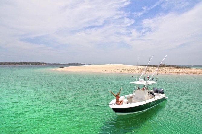 Taboga Island Fishing Excursion and Beach
