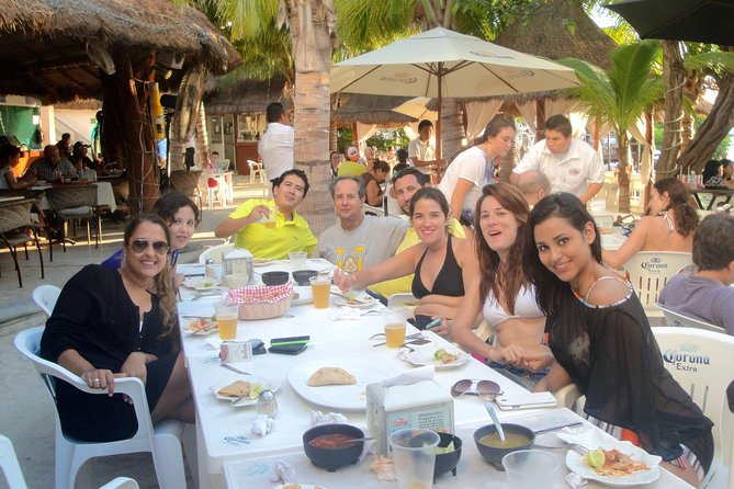 Cancun Harbor Private Sunset Boat Tour with Optional Dinner
