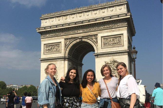 Private Half-Day Paris Highlights Walking Tour