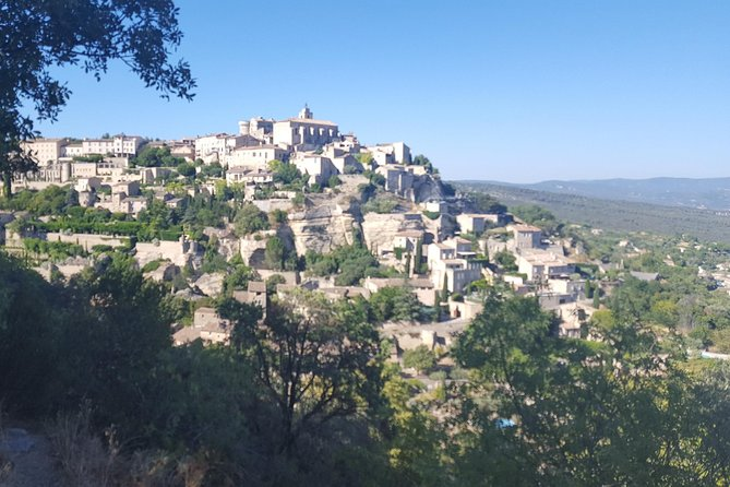 Marseille Shore Excursion: Private Day Trip to Luberon Villages