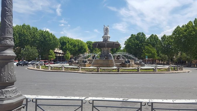 Marseille Shore Excursion: Private Half-Day Tour of Aix-en-Provence