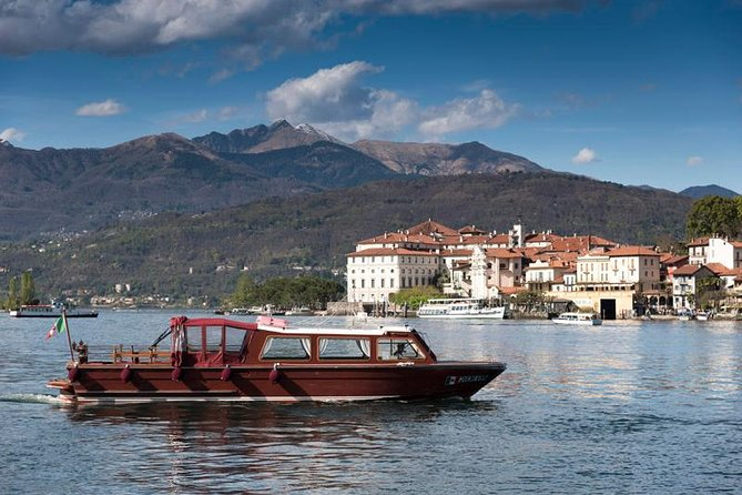 - Lago Mayor, ITALIA
