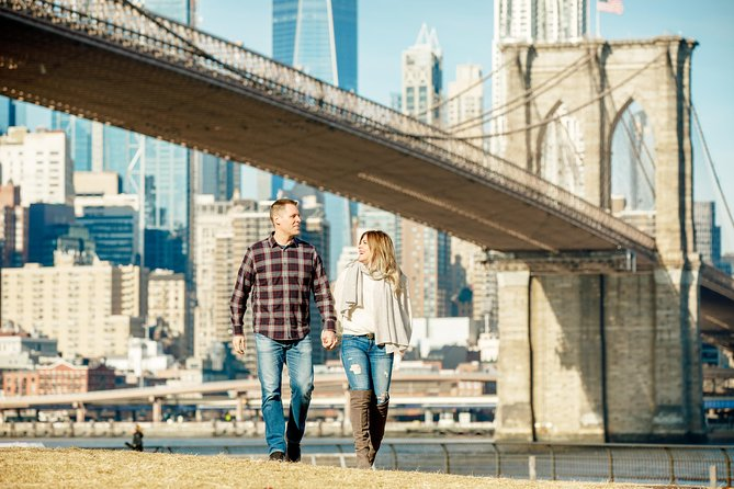 30 Minute Private Vacation Photography Session with Local Photographer in NYC