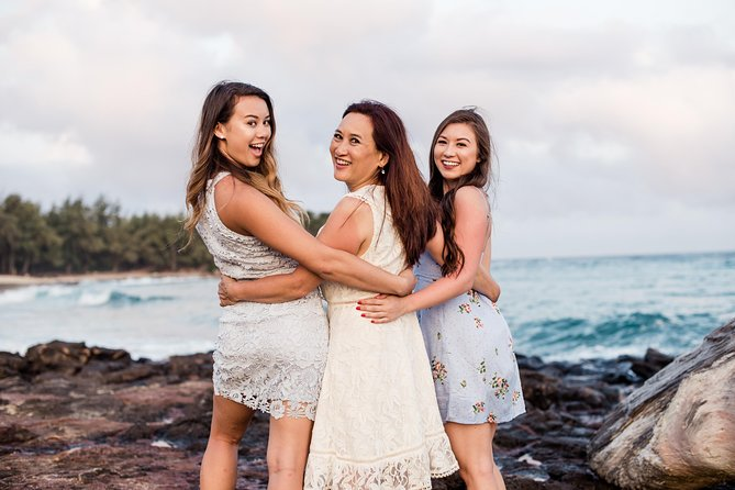 90 Minute Private Vacation Photography Session with Local Photographer in Kauai