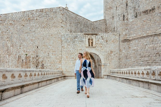 30 Minute Private Vacation Photography Session with Local Photographer in Dubrovnik
