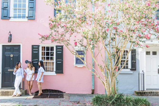 30 Minute Private Vacation Photography Session with Photographer in Charleston
