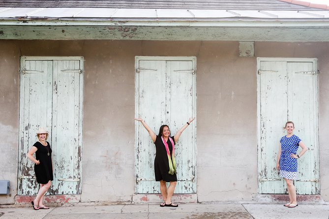 30 Minute Private Vacation Photography Session with Photographer in New Orleans